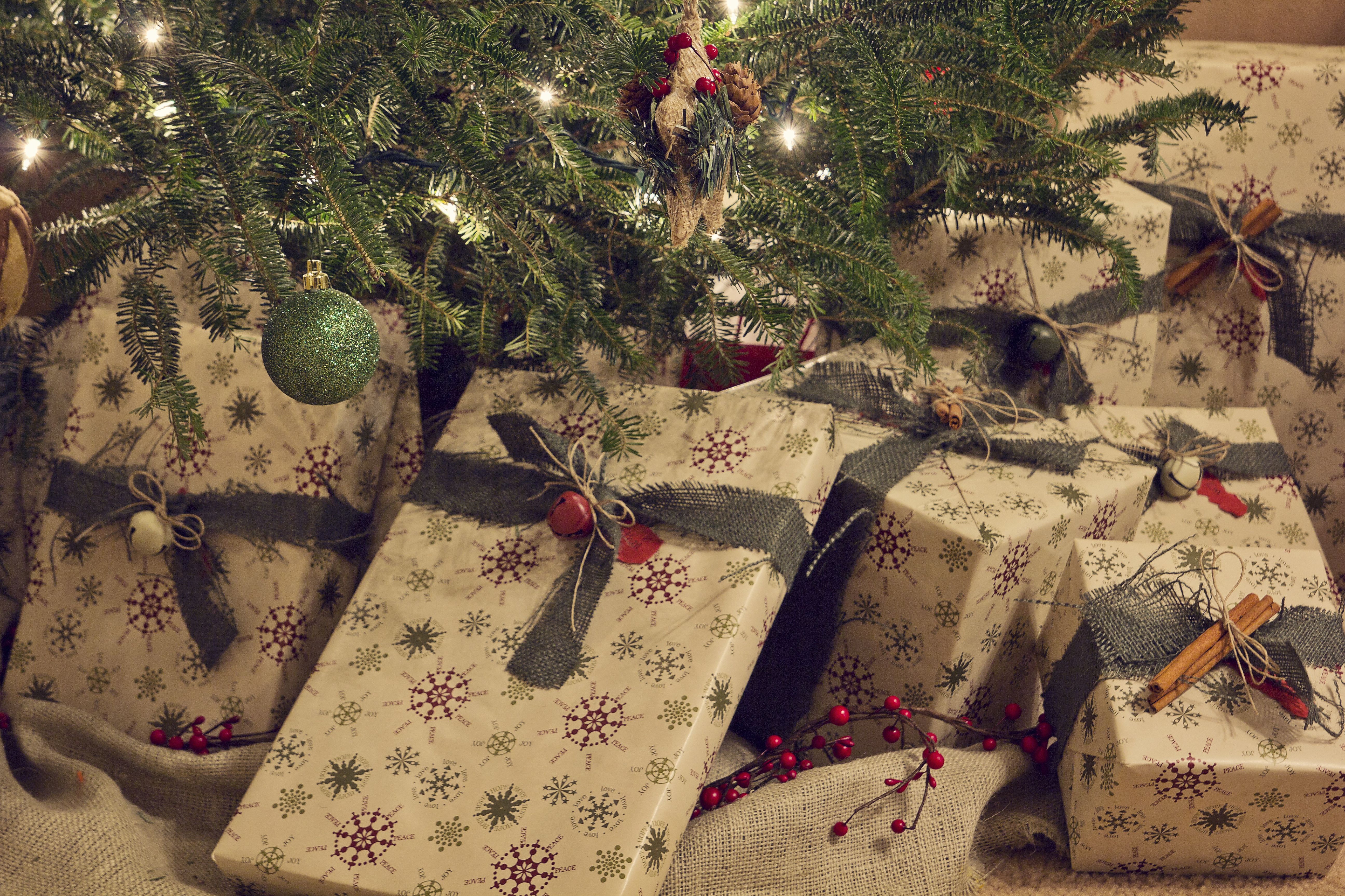 Gift Giving to Others 12/20/15 - Living Well Church of the