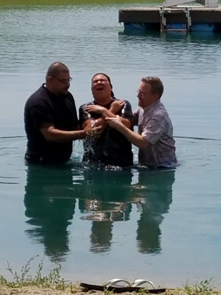 Baptism 7/9/17